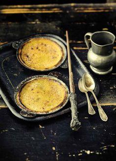 3 recettes inspirées par l'univers d'Harry Potter | Crème brûlée d'Helga Poufsouffle – crème brûlée à la crème de marron