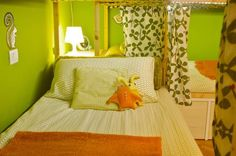 Tommaso & Lorenzo's Bright Bedroom
