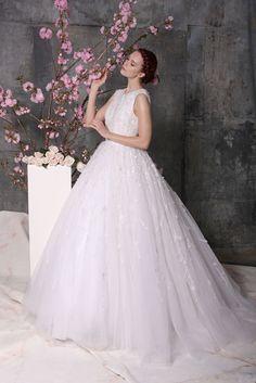 Christian Siriano Bridal spring 2018
