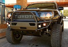 Click this image to show the full-size version. Truck Mods, Suv Trucks, Cool Trucks, Pickup Trucks, Toyota 4x4, Toyota Trucks, Toyota Tacoma, Custom Tacoma, Tacoma World