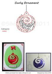 Curly Ornament If