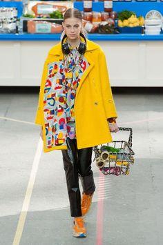 paris fashion, fashion weeks, chanel, winter, fashion ideas