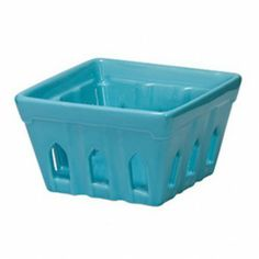 Large+Ceramic+Berry+Basket+(turquoise)
