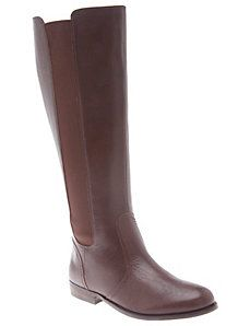 343ac26d188b Alexandra leather riding boot Plus Size Boots