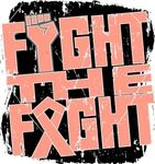Fight The Fight Uterine Cancer Shirts