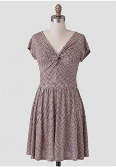 Art Exhibit Striped Dress | Modern Vintage Dresses | Modern Vintage Clothing | Ruche