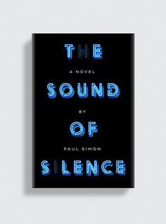 "lyricalbookshelf: ""The Sound of Silence"" / Simon & Garfunkel"