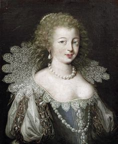 Portrait of a lady by an artist from the Dumonstier family, beginning of 17th century