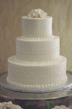 Fondant Wedding Cakes On Pinterest