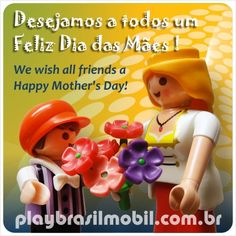 Dia das Mães 2015 ! Mother's Day 2015 !