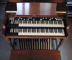 I will probably never own a B3. They're big and heavy.  The require a lot of regular maintenance, especially if you want to haul it to gigs.  But, Oh, Wow, there is nothing else that sounds so cool.  Some clones and samples come close on the sound, but nothing else really sounds or feels like a real Hammond with drawbars.