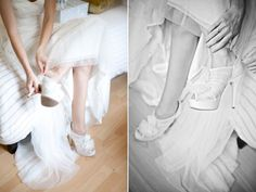 Bridal Shoes By Vera
