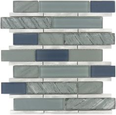 "Sheet size: 11 3/4"" x 13""     Tile Size: Random Bricks     Tiles per sheet: 40     Tile thickness: 1/4""     Grout Joints: 1/8""     Sheet Mount: Mesh Backed  Sold by the sheet"