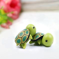 Resin Mini Turtle