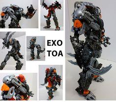 Exo-Toa Revamp by Teridax467.deviantart.com on @DeviantArt