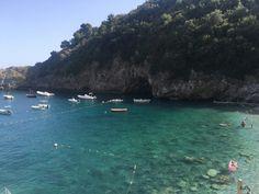 Capri viagem - passeio de barco