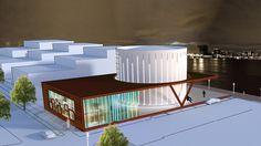 WE Architecten.nl: Lokatie : Brielselaan Rotterdam Opdrachtgever : Warmtebedrijf Rotterdam / Visser Smit Hanab Status : Oplevering 2014 Periode : 2012 - 2014 Team : Wouter van Alebeek, Erik de Vries