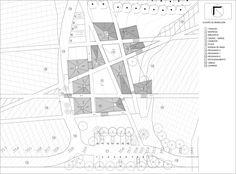 Image 19 of 24 from gallery of Clos de Tres Cantos / TAC Taller de Arquitectura Contextual. Site Plan