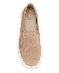 Tory Burch Slip-On Sneakers