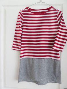 BARABASCA MADE: NÁVODY A ŠABLONY Sewing, Long Sleeve, Sleeves, Mens Tops, T Shirt, Women, Fashion, Supreme T Shirt, Moda