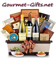 Gourmet #Gifts For Every #Occasion - http://Gourmet-Gifts.net - Personal & Business - #Gourmet - Food - Fruit - Candy