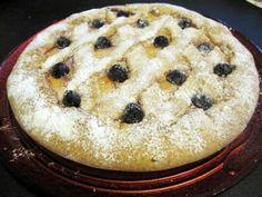 Crostata di crema e amarene, scopri la ricetta: http://www.misya.info/2009/12/09/crostata-di-crema-e-amarene.htm