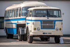 V sobotu se v Kolíně konal 14. ročník přehlídky historických autobusů a užitkových vozů. Na akci Zlatý bažant dorazily desítky exemplářů, některé se poté vydaly i do Nymburka. K vidění byly i unikáty, například kloubová Škoda 706 RTO-K či souprava tahače Škoda 706 RTTN a návěsu Karosa NO 80.