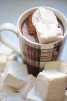 Hot Cocoa time...just add vodka