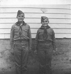 Throwback Thursday: Scouts in the 1950's | Scouter_Jeff