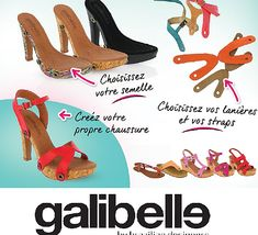 Chaussures Galibelle|Edivine conseillere Belgique Luxembourg