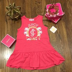 Juicy couture toddler dress Brand new w tag. Stylish toddler girls juicy couture dressselling on Mercari $26 Juicy Couture Other