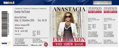 Anastacia BRESCIA  Tickets - TicketOne