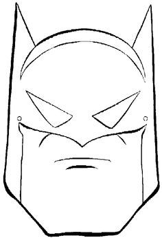 New Superhero Logos Coloring Pages