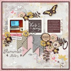 Memory Keeper Memory Keeping by Red Ivy Design http://scraporchard.com/market/Memory-Keeping-Digital-Scrapbook-Kit.html Font: Throw my hands up in the air bold