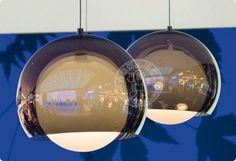 ... bal hanglamp glazen bol lamp woonkamer bar trap lamp lamp lampen More