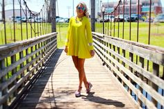 Trend Alert: Bold Colors and Bright Statement Pieces