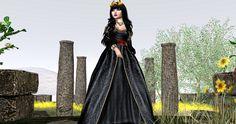 Ayashi @ We Love Roleplay Luas and Aisling @ Fantasy Gacha Carnival Oxide @ The Fantasy Collective http://thegoodgorean.blogspot.com/2016/02/garden-of-ruins.html
