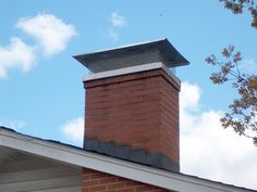 Chimney Caps » Barnhill Chimney Company