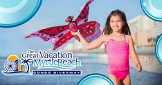 Enter the Great Myrtle Beach Condo Giveaway! Win an Oceanfront Condo and Change Your Life! Vacation Myrtle Beach, one of the largest provi. Myrtle Beach Condos, Myrtle Beach Vacation, Hawaii Honeymoon, Beach Vacations, Vacation Spots, Bora Bora, Myrtle Beach Skywheel, Tahiti Tattoo, Viajes