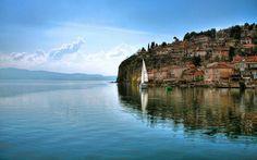 Охрид, Македония (Ohrid, Macedonia)