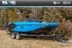 2016 Vapor Blue and Ebony Axis A20 #axis #A20 #boat #boating #boatsforsale