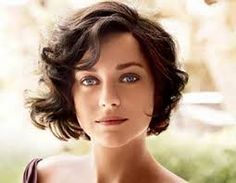 wavy short hair - Google Search