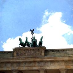 #Berlin Brandenburger Tor