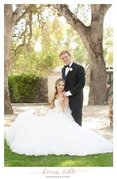 Bride + Groom before  ceremony