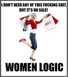 Women's Logic – 30 Pics
