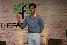 THE FACE SHOP event in Shanghai 05-07-2014
