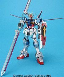 Bandai Hobby #10 Force Impulse Gundam Sword Silhouette 1/100, Bandai Action Figure. No glue required for assembly, a hobby nipper is required to remove parts from runners. Colored plastic, little to no paint required to replicate appearance. Product bears official Bluefin Distribution logo ensuring purchaser is receiving authentic licensed item from approved U.S. retailer. Bluefin Distribution products are tested and comply with all U.S. consumer product safety regulations and are eligible…