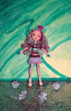 OOAK custom-made doll fashion, doing and designed by my self...