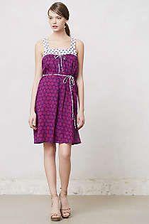 Anthro dress for summer