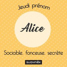 Cool Last Names, Alice, Character Names, Company Logo, Bullet Journal, France, Ideas, Little Things, Nursery